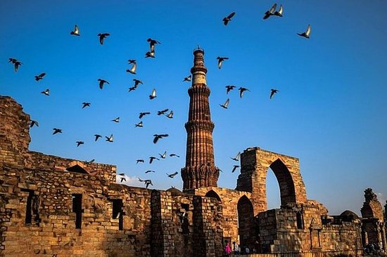 ‪‪Heritage Tour of Delhi including Qutub Minar and Mehrauli Archaeological Park‬: Heritage Tour of Delhi including Qutub Minar and Mehrauli Archaeological Park‬