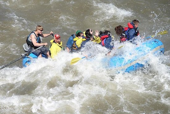 Red Canyon River Trips All inclusive...