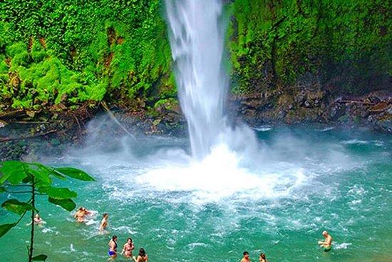 Hike to the La Fortuna Waterfall with...