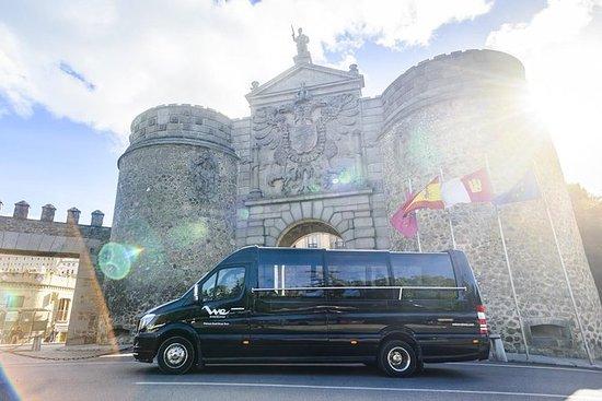 La ciudad de Toledo y el tour en 4x4...