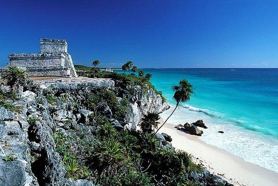 Tulum, Coba y Cenote: Tour de día...