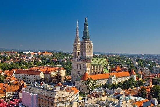3 Stunden Zagreb Rundgang