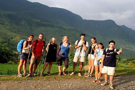 2 days AMAZING trekking Sapa from...
