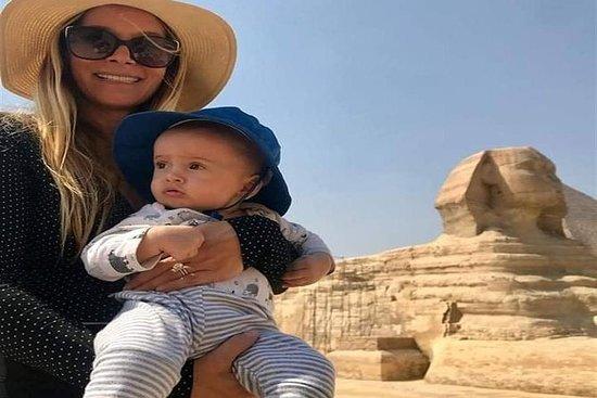 피라미드, 이집트 박물관 & 바자 & 낙타 타기 1 일 투어 사진