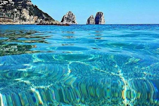 Sorrento & Capri Island From Rome 4...
