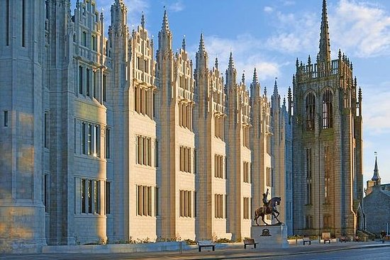 Explore Union Street en Aberdeen, un...