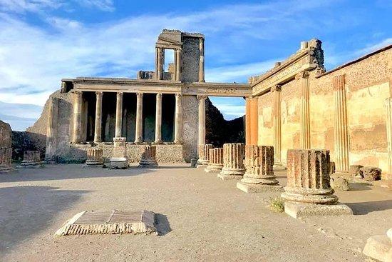 Guidad tur i Pompeji och Herculaneum