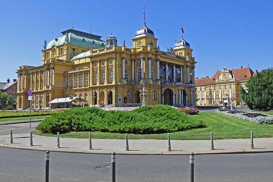 私人一日游到萨格勒布 - 克罗地亚首都
