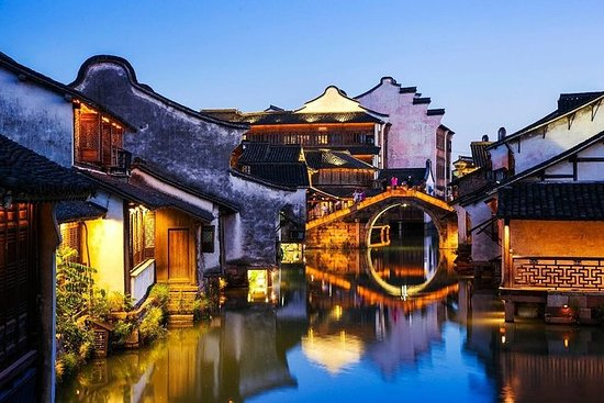 Hangzhou Private Tour til Wuzhen og...