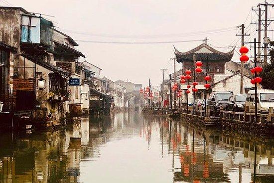 Privat Suzhou og Tongli Water Village...