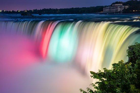 Visite des chutes du Niagara et du...