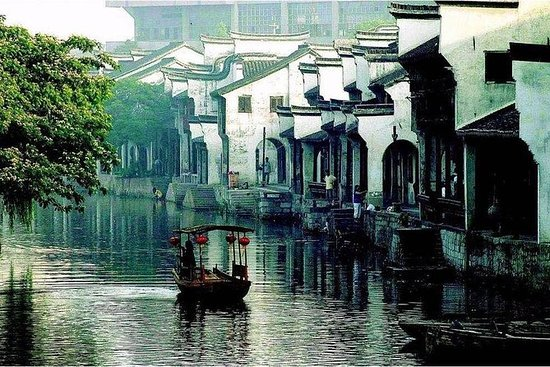Fengjing og Wuzhen Water Town Private...
