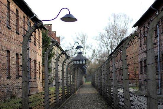 Auschwitz Birkenau guidet tur...