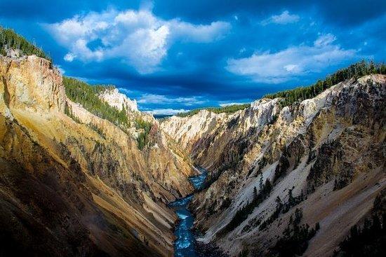 Yellowstone, el monte. Rushmore y...