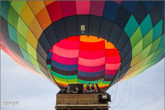 Volar en mongolfiera Milano fin de...
