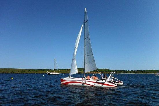 私人双体船出租在梅诺卡岛