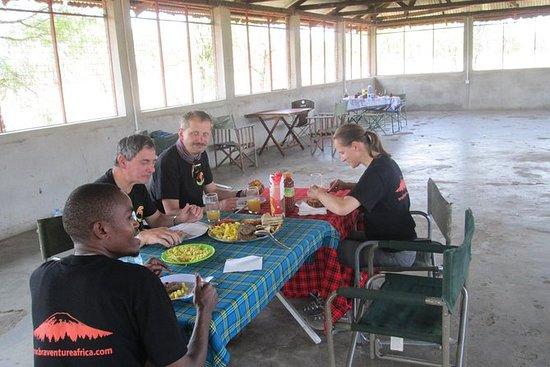 Safári de 3 dias Ngorongoro e Parque...