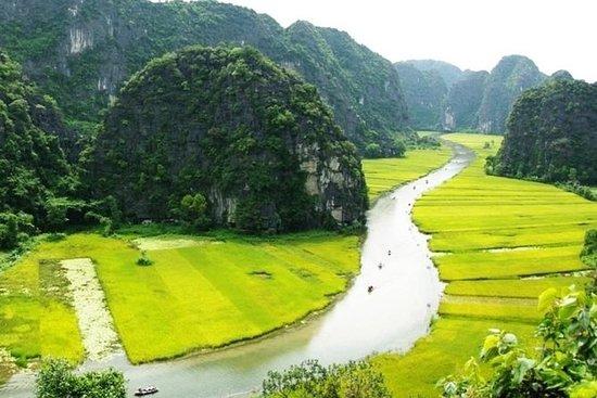 Hoa Lu - Tam Coc 1 Tagestour