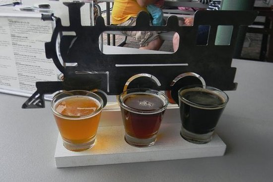 5 Hour Traverse City Brewery Tour: 5...