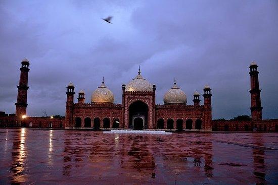 Tour della città di Lahore