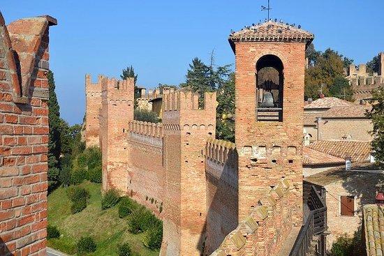 Le château de Gradara et ses légendes
