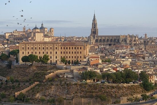Traditional Full Day Tour to Toledo...