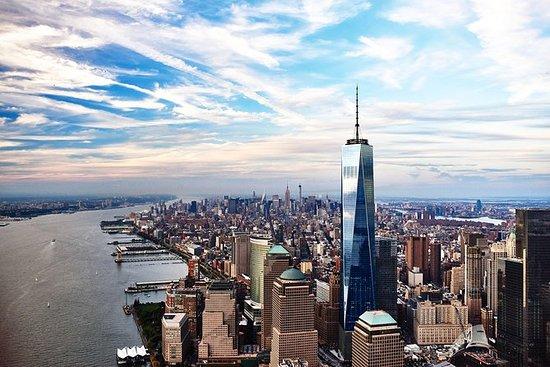 New York City One World Observatory...