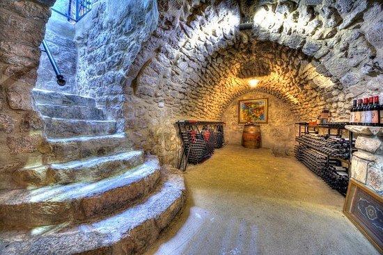 Tour de Safed Wine & Cheese