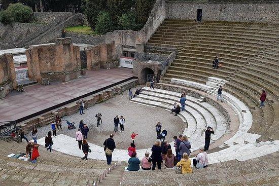Pompéi Day Tour et Visite Guidée