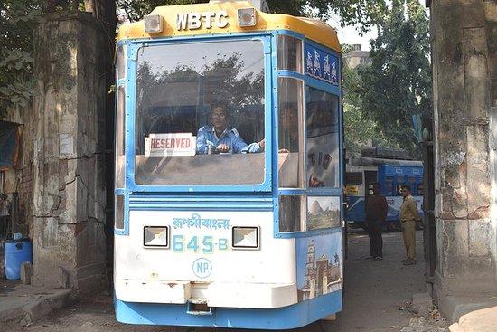 Tour del tram di Kolkata Heritage