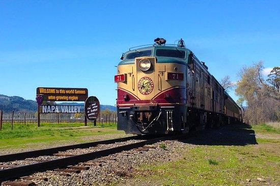 Napa Valley Wine Train: Raymond Winery...