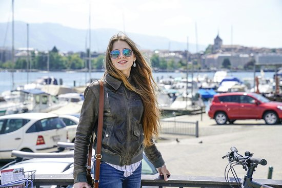 Ženeva, Švajčiarsko: One of the best places in Europe, heart of Geneva