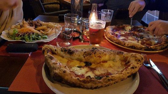 La Piazzetta: La gentilezza e la professionalita del personale ......prezzi nella media per una pizza e una frittura davvero eccellenti.