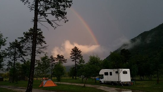 Landscape - Picture of Camp Gabrje, Tolmin - Tripadvisor