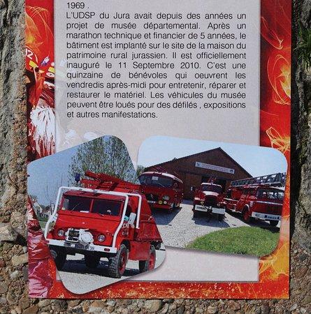 Musee des Sapeurs Pompiers du Jura