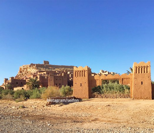 Indigo Expedition: Ait ben Haddou