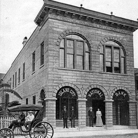 Our building was built in 1901