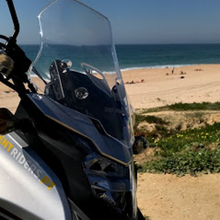 Rent a Moto and be free in Lisbon! Easy!  #RentaMoto #RentRiders #Lisbon www.rentriders.pt/en