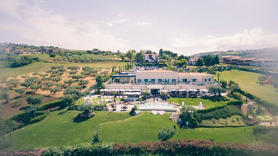 Vista dall'alto Plaza Wedding Experience