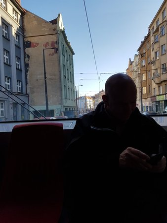 Best way to see the city from a tram