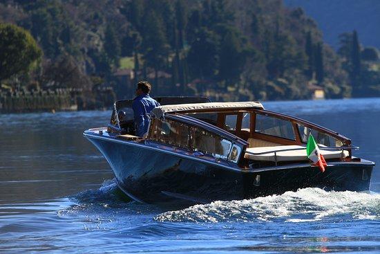 Boat Service Lake Como: .
