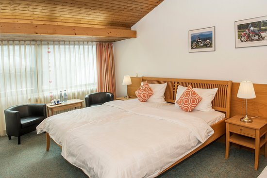 Akzent Hotel Höhenblick: Komfort Doppelzimmer