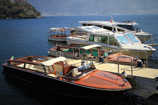 Boat Service Lake Como