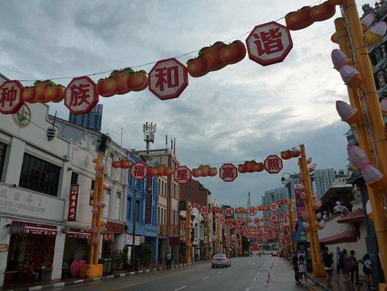 Τσάιναταουν: Chinatown a Singapore...