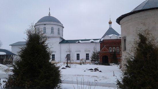 Nikolayev Klobukov Convent