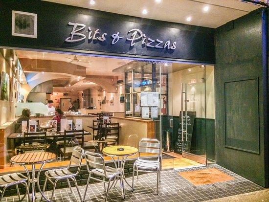 Bits And Pizzas Dun Laoghaire Menu Prices Restaurant