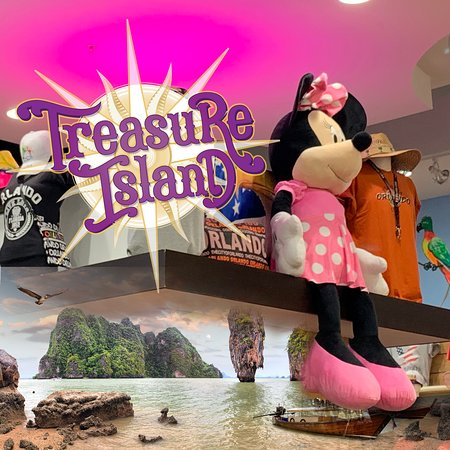 Treasure Island Gift Shop