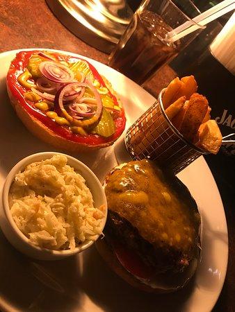 Food - Buffalo Burger Bar Photo