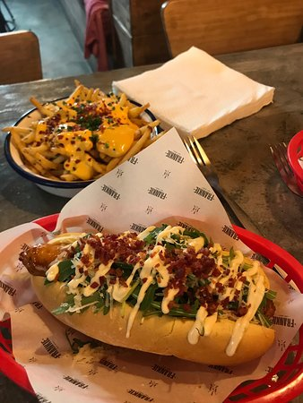 Frankie Hot Dogs fotografia