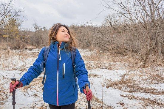 Mast Trail, March 2019